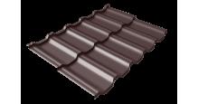 Металлочерепица для крыши Grand Line с покрытием Safari Twincolor в Нижнем Новгороде Kvinta Uno
