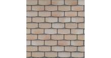 Фасадная плитка HAUBERK в Нижнем Новгороде Камень Травертин
